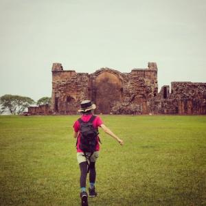 パラグアイ唯一の世界遺産トリニダー遺跡